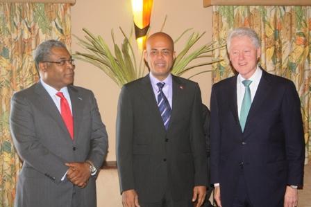 Haiti corruption: Ban Ki-Moon officiellement saisi sur l'immunité de son Émissaire Spécial en Haïti et Co-président de la CIRH, Bill Clinton