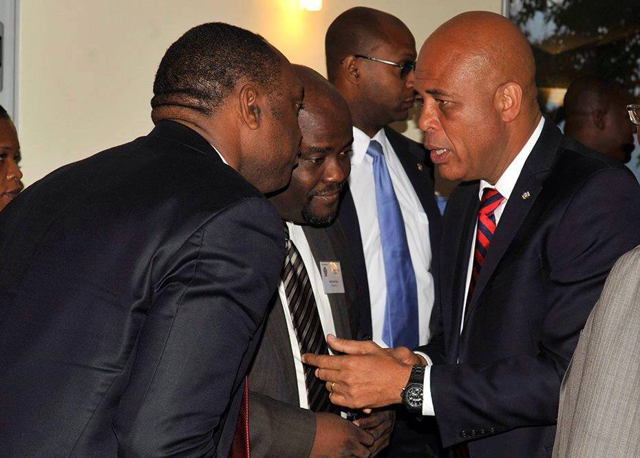 martelly latortue rudy heriveaux