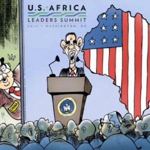 caricature sommet-usa-africa-usaafrique
