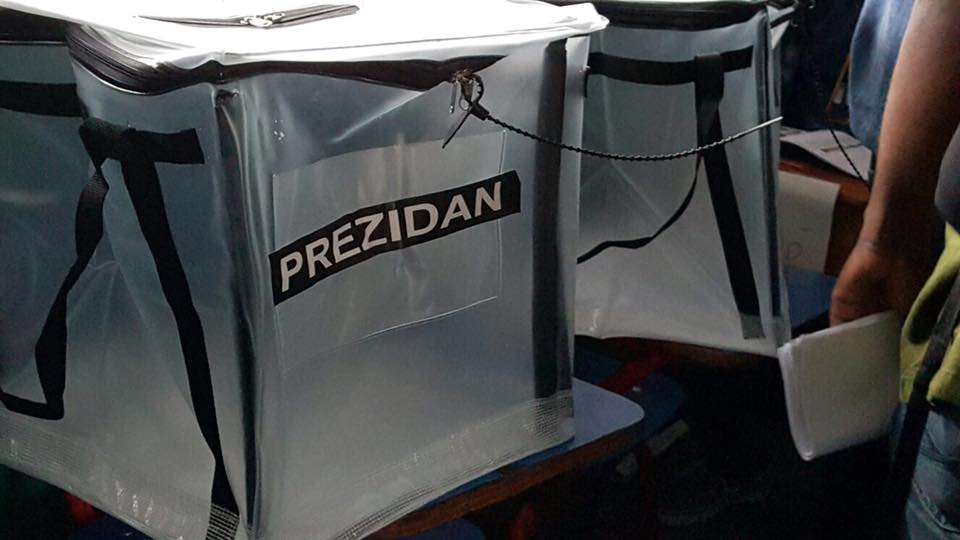 vote urne election 2016 president prezidan